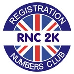 Registration Numbers Club logo