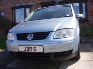 JDR6 VW Touran