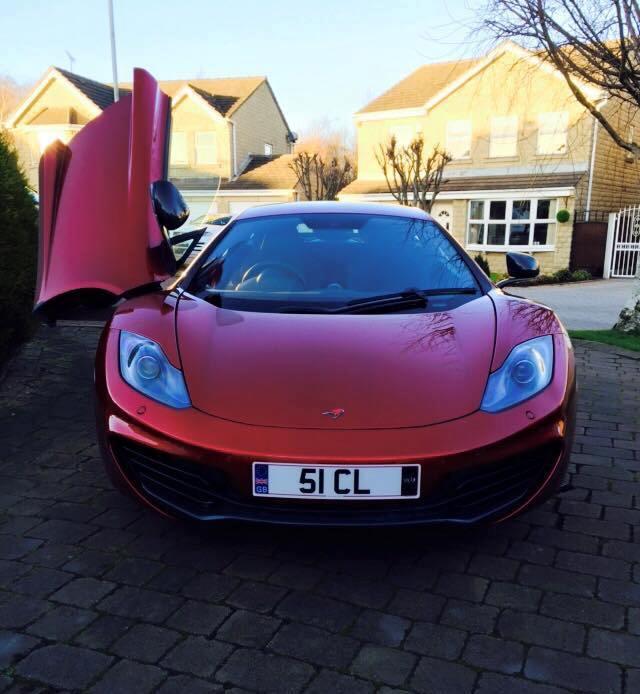51CL McLaren