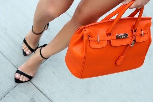 shoes handbag