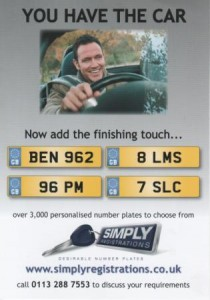 Simply Registrations sales flyer